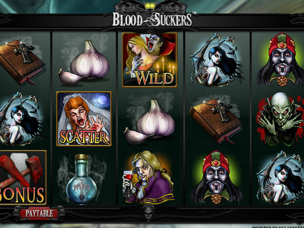 blood suckers slot